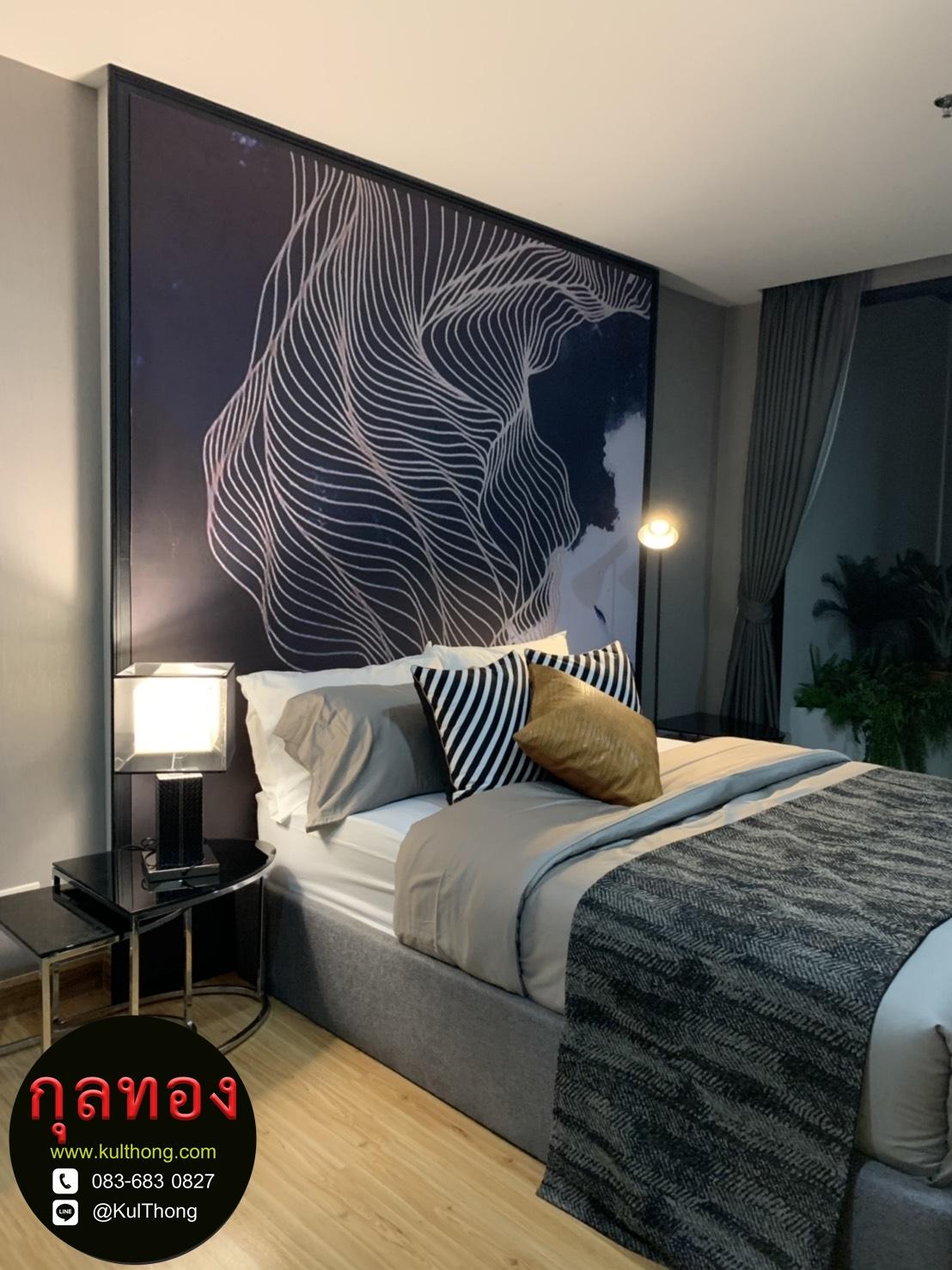 เตียงเก็บของ ฐานรองที่นอน เตียงหุ้มผ้า เตียงคอนโด เตียงนอนสั่งผลิต
