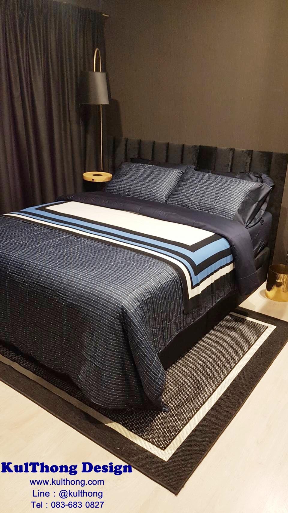 ฐานเตียง เตียงดีไซน์ บุหัวเตียง